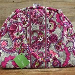 """NWT! Vera Bradley """"Paisley Meets Plaid"""" Handbag ~"""